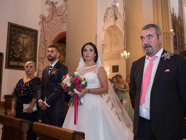 La boda de María y Manuel en Antequera, Málaga 13