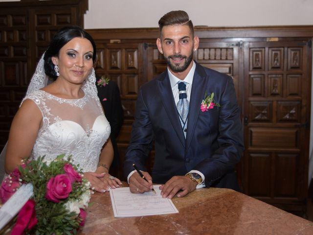 La boda de María y Manuel en Antequera, Málaga 16