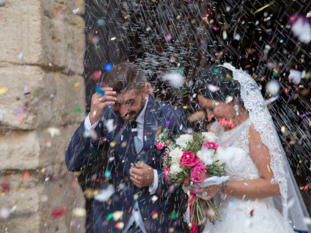 La boda de María y Manuel en Antequera, Málaga 17