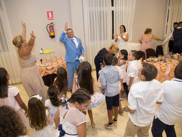 La boda de María y Manuel en Antequera, Málaga 19