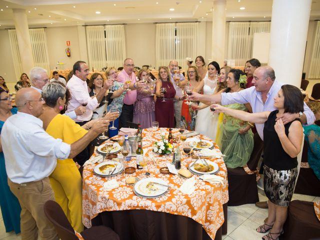 La boda de María y Manuel en Antequera, Málaga 22