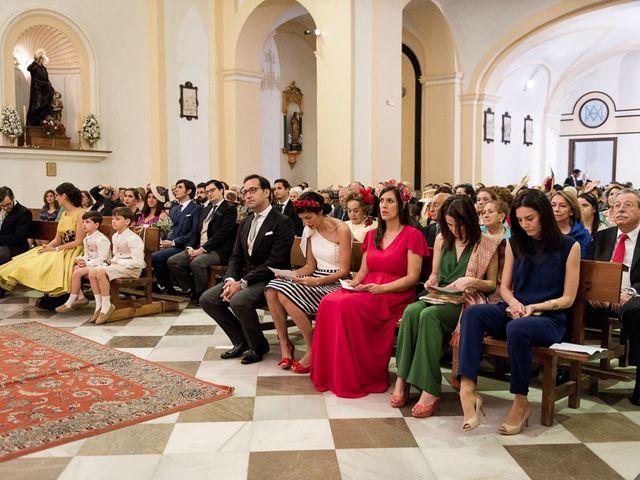 La boda de Juanma y Carmen en Fuente Vaqueros, Granada 17