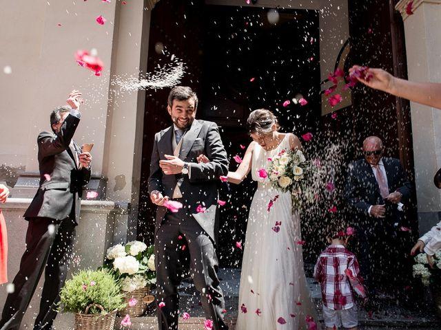 La boda de Juanma y Carmen en Fuente Vaqueros, Granada 19