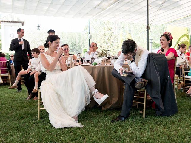 La boda de Juanma y Carmen en Fuente Vaqueros, Granada 35