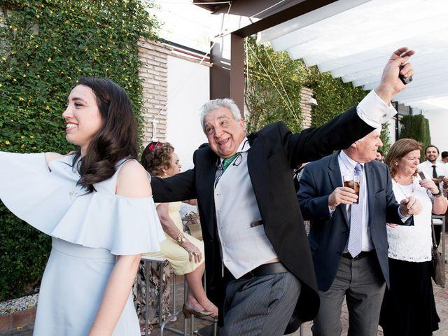 La boda de Juanma y Carmen en Fuente Vaqueros, Granada 37