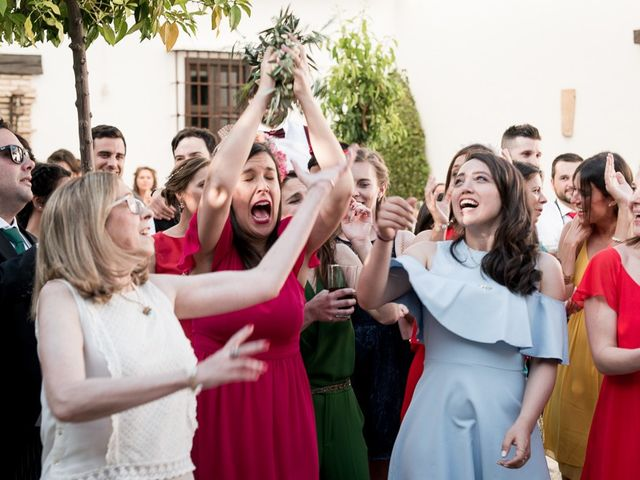 La boda de Juanma y Carmen en Fuente Vaqueros, Granada 39