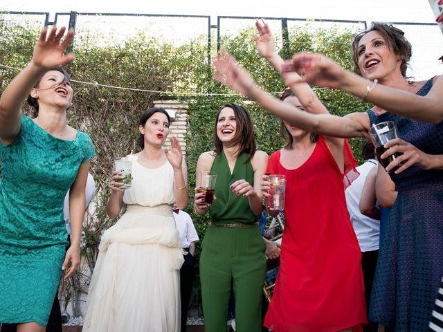La boda de Juanma y Carmen en Fuente Vaqueros, Granada 42