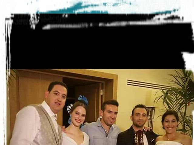 La boda de Borja y Elisa en Alpedrete, Madrid 1