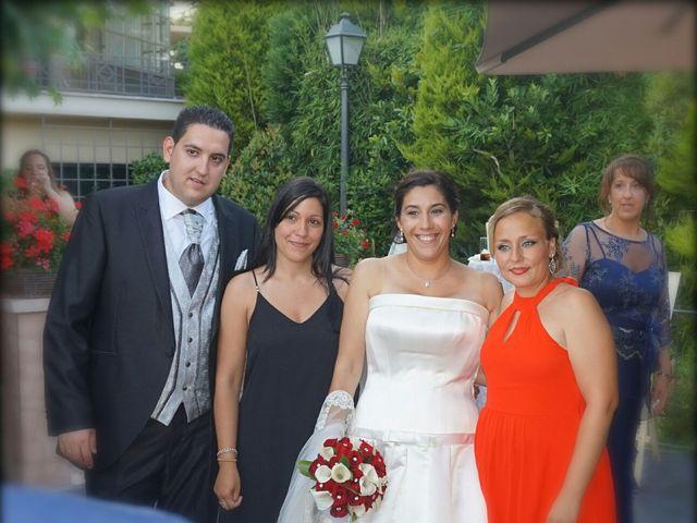 La boda de Borja y Elisa en Alpedrete, Madrid 2