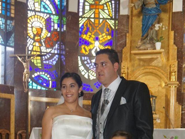 La boda de Borja y Elisa en Alpedrete, Madrid 6