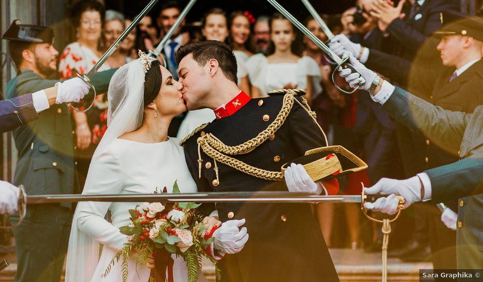 La boda de David y Mpaz en Granada, Granada