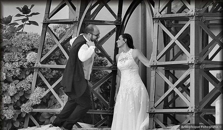 La boda de Manuel y Patricia en Comillas, Cantabria