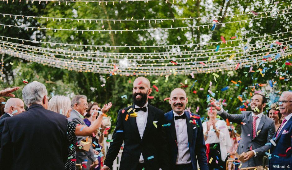 La boda de Virgilio y Carlos en Albacete, Albacete