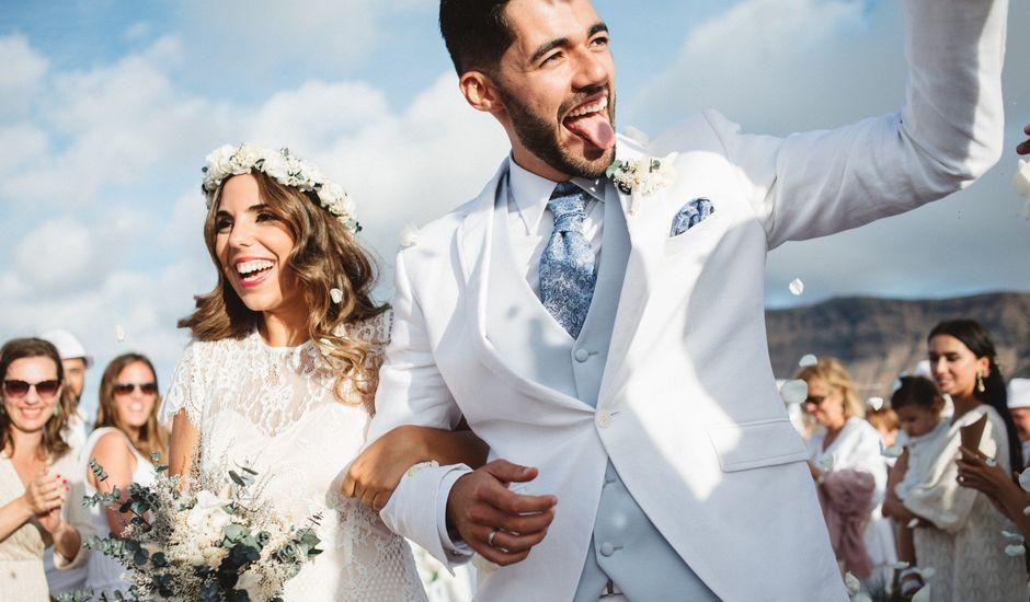La boda de Nauzet y Laura en Caleta De Sebo (Isla Graciosa), Las Palmas