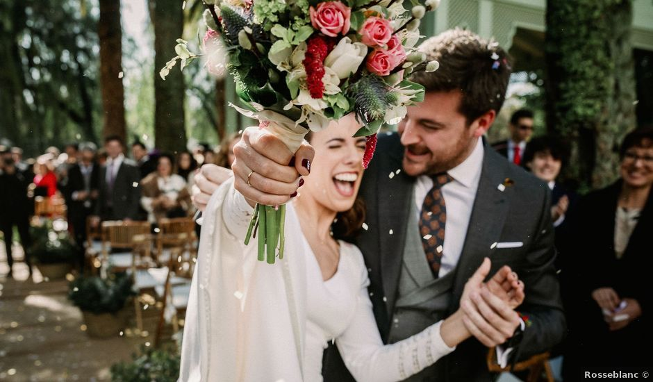 La boda de Migue y Espe en Sevilla, Sevilla