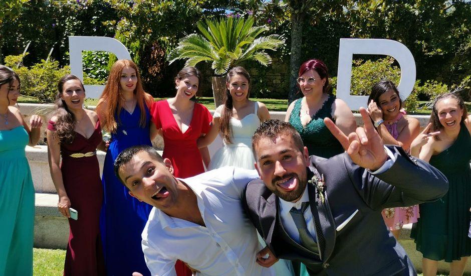 La boda de Benja y Bety en Tomiño, Pontevedra