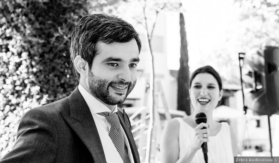La boda de Juanma y Carmen en Fuente Vaqueros, Granada