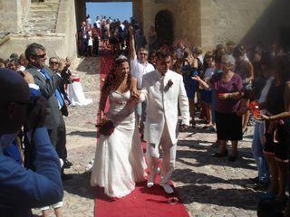 La boda de Luis y Pili