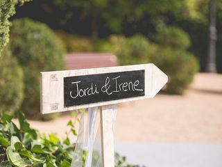 La boda de Irene y Jordi 1