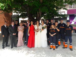 La boda de Tania y Patri 1