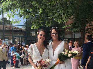 La boda de Tania y Patri 2