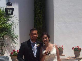 La boda de Pastora y Manuel  2