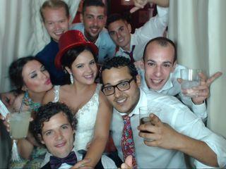 La boda de Pastora y Manuel  3