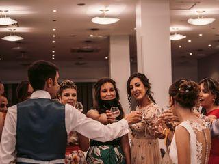 La boda de Jeni y Rober 1