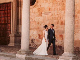 La boda de Jeni y Rober