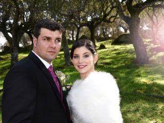 La boda de Sara y Jony