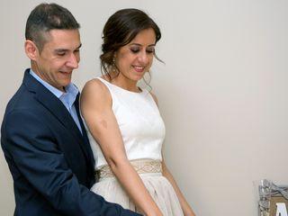 La boda de Ali y Cesar