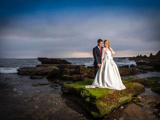 La boda de Estibaliz y Unai