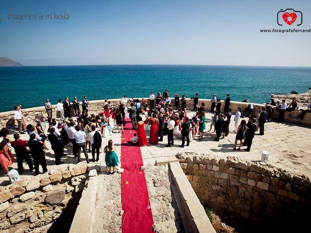 La boda de Pili y Luis en Nijar, Almería 2
