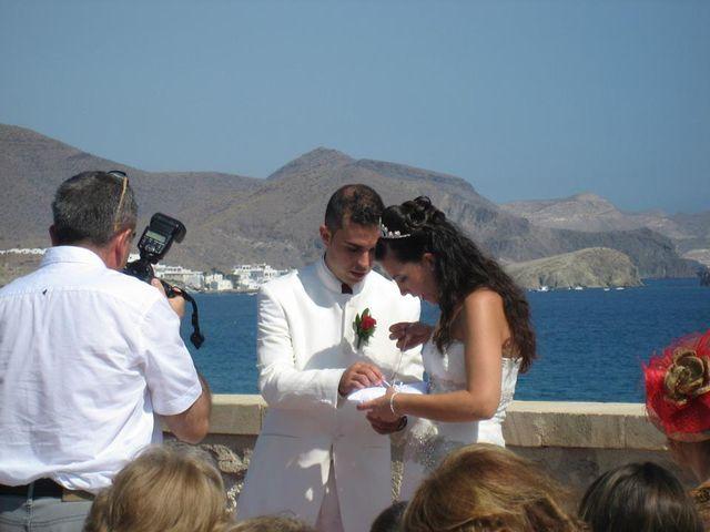 La boda de Pili y Luis en Nijar, Almería 6