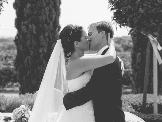 La boda de Irene y Jordi