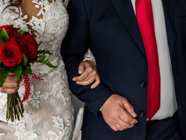 La boda de Jose Ramon y Esther en Campillo De Ranas, Guadalajara 21