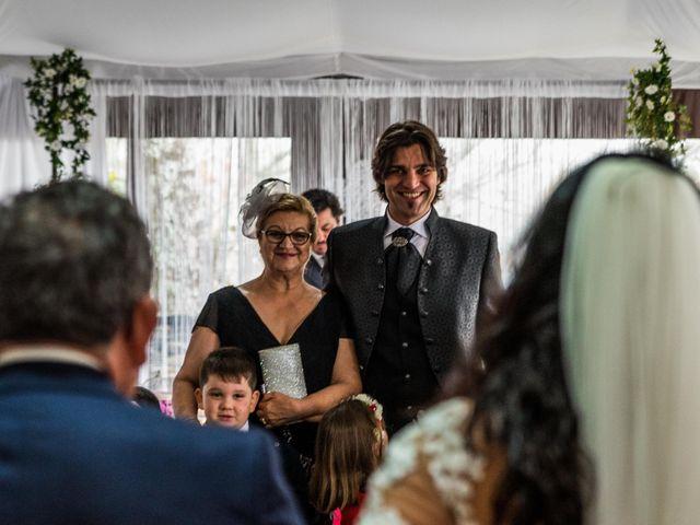La boda de Jose Ramon y Esther en Campillo De Ranas, Guadalajara 22