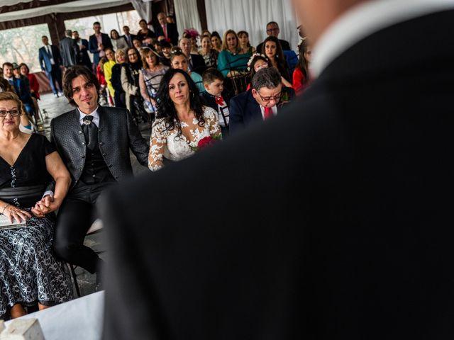 La boda de Jose Ramon y Esther en Campillo De Ranas, Guadalajara 23
