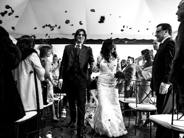 La boda de Esther y Jose Ramon