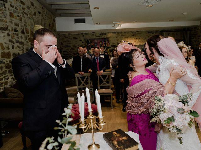 La boda de Imanol y Ianire en Gordexola, Vizcaya 13