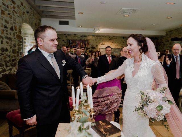 La boda de Imanol y Ianire en Gordexola, Vizcaya 14