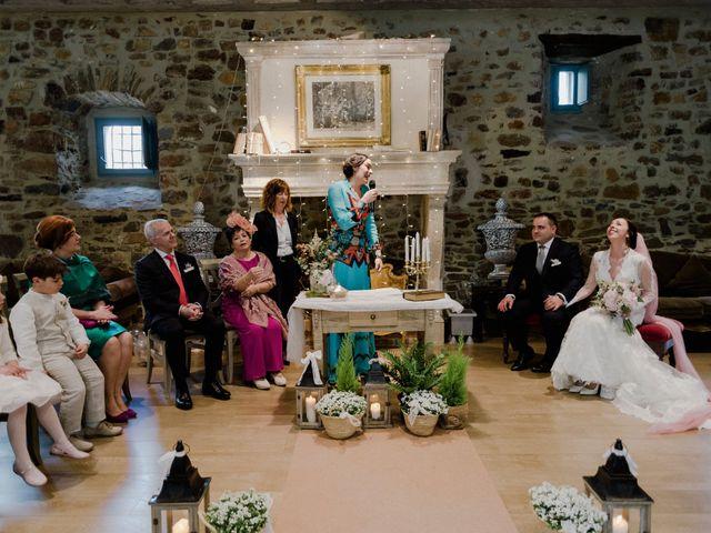 La boda de Imanol y Ianire en Gordexola, Vizcaya 15