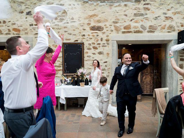 La boda de Imanol y Ianire en Gordexola, Vizcaya 25