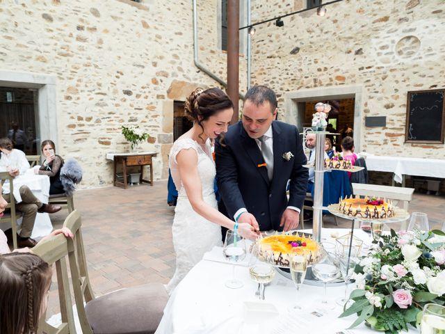 La boda de Imanol y Ianire en Gordexola, Vizcaya 26