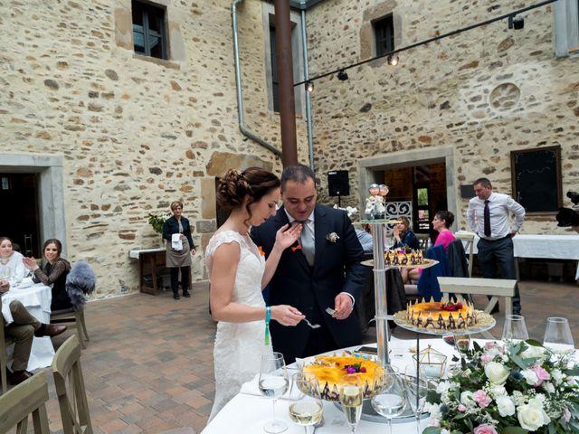 La boda de Imanol y Ianire en Gordexola, Vizcaya 27