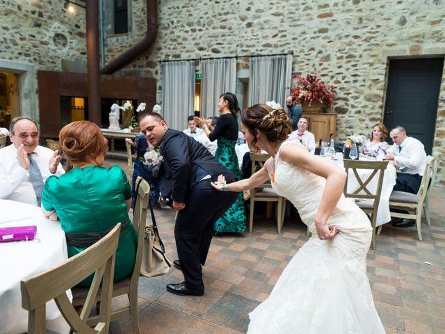 La boda de Imanol y Ianire en Gordexola, Vizcaya 36
