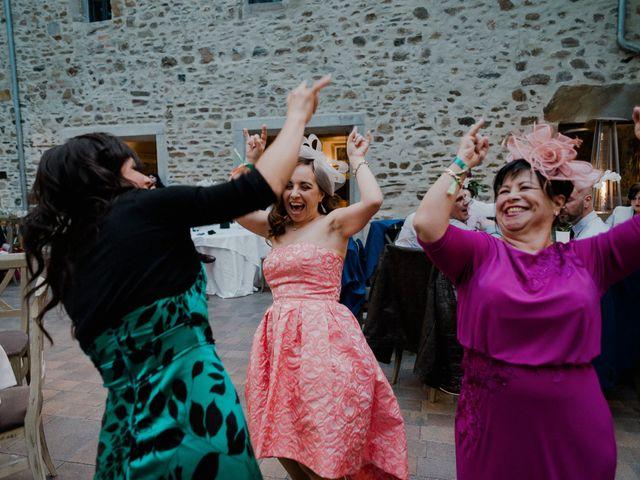La boda de Imanol y Ianire en Gordexola, Vizcaya 38