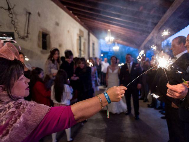 La boda de Imanol y Ianire en Gordexola, Vizcaya 42