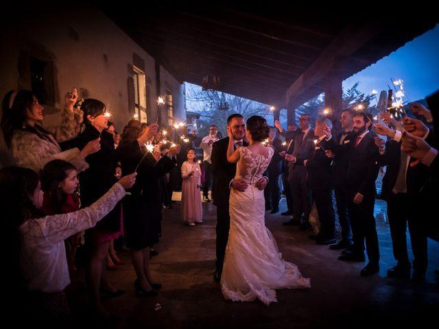 La boda de Imanol y Ianire en Gordexola, Vizcaya 43