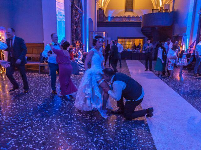 La boda de Imanol y Ianire en Gordexola, Vizcaya 52